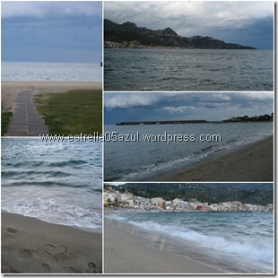 page Messina beach
